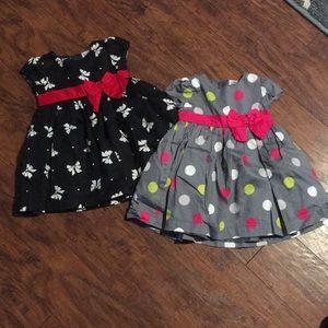 2 dresses 👗